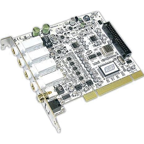 ESI MAYA44 R - Tarjeta de Sonido PCI: Amazon.es: Informática