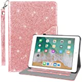 Dailylux iPad 9.7 2018/2017 Case,Glitter Sparkle