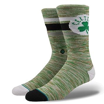 Stance Calcetines de Mezcla de la NBA Boston Celtics, Large: Amazon.es: Deportes y aire libre