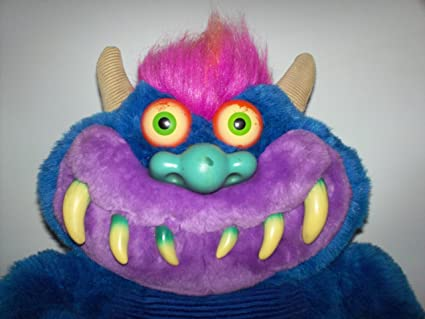 Amazoncom 2001 Toymax 20 Plush Talking My Pet Monster Talks Rare