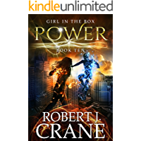 Power (The Girl in the Box Book 10) book cover