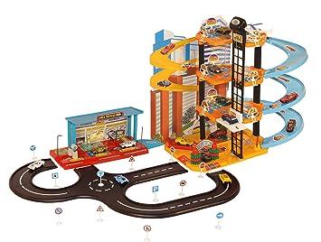 Jeux De Voiture Garage