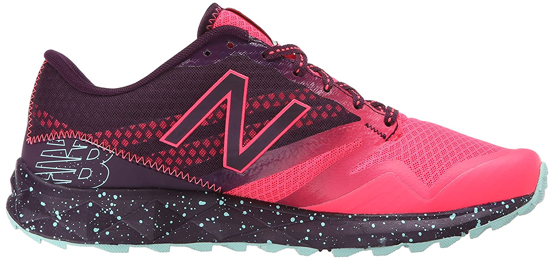 New Balance Women's WT690V1 Trail Shoe, Pink/Asteroid, 8.5 B US: Amazon.ca:  Shoes & Handbags