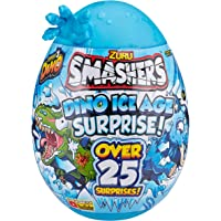 Smashers Dino Ice Age Surprise Egg (with Over 25 Surprises!) by ZURU - Mammoth, Blue