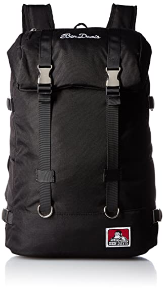 0bafc45555f0 Amazon | [ベンデイビス] METAL BACKPACK BDW-9061 Black | BEN DAVIS ...