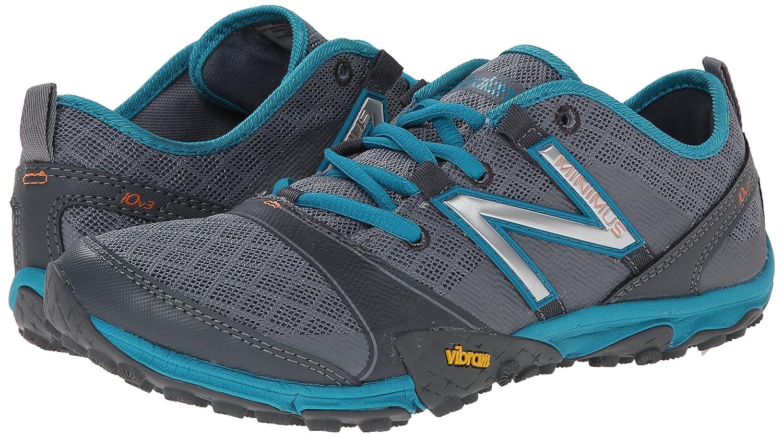 New Balance Kvinner Wt10gg3 Minimus Trail Sko Grå / Blågrønn urFX6