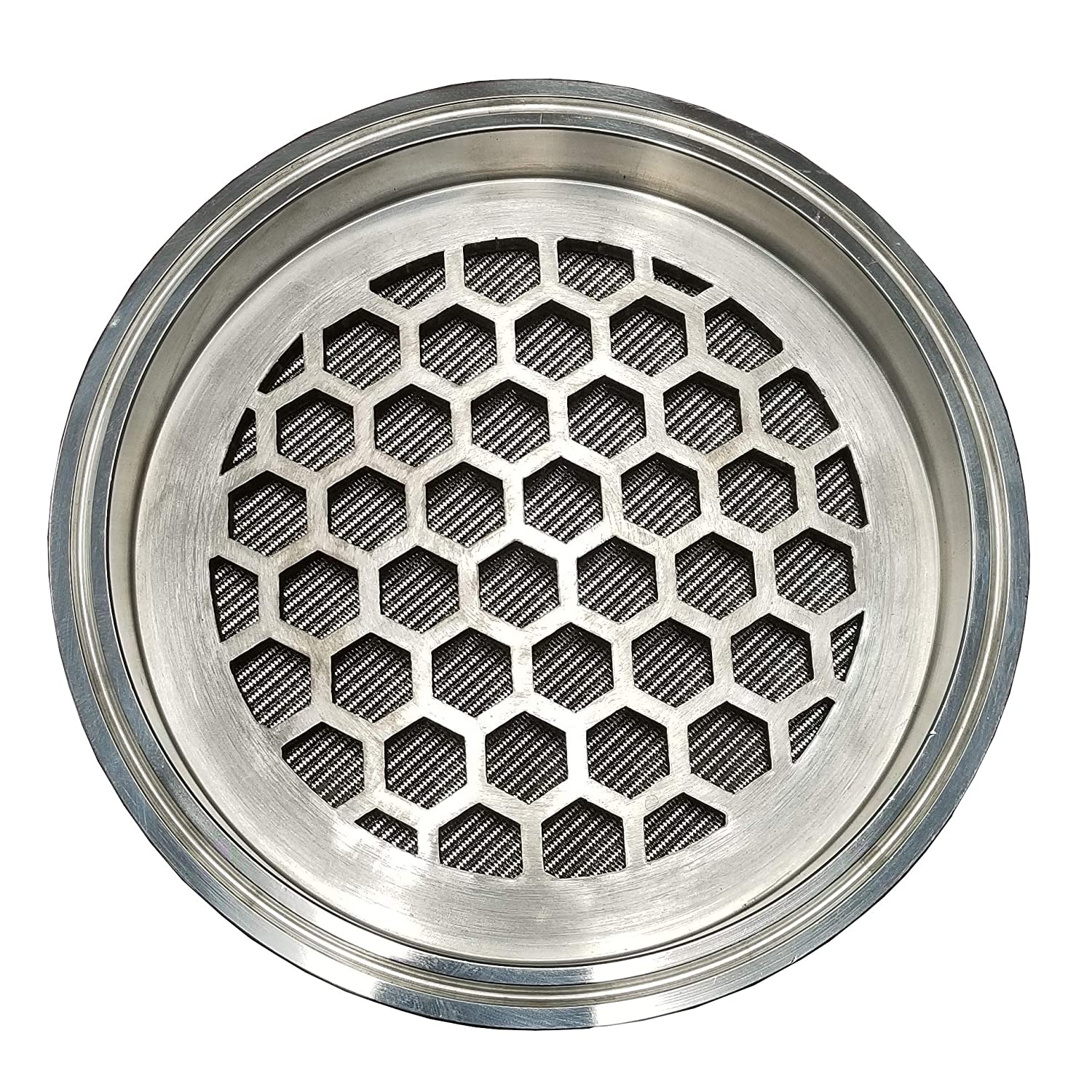 6 5 Micron Sintered Mesh Filter Plate for CRC