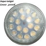 VSTAR LED PAR36 9W 12V Warm White Lamp,With Lense,High Concentration,Super Bright LED PAR36 BULB