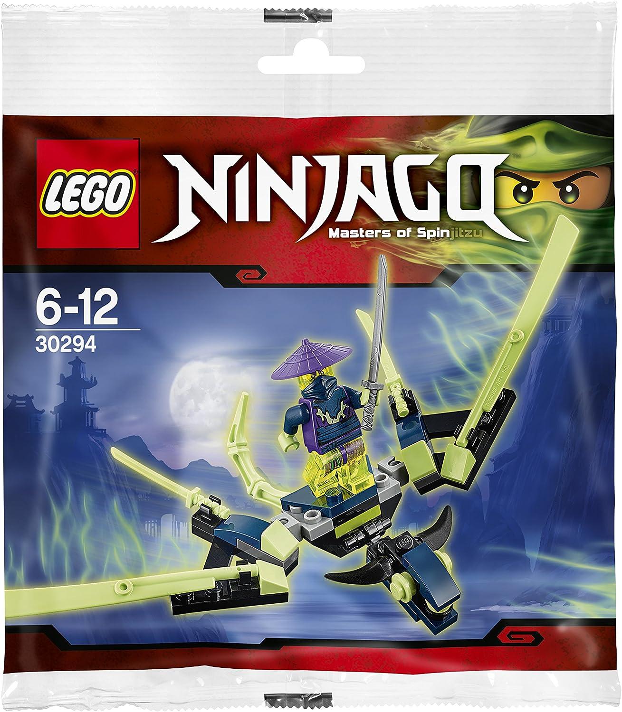 LEGO NINJAGO 30294 Polybag - The Cowler Dragon Ghost Warrior