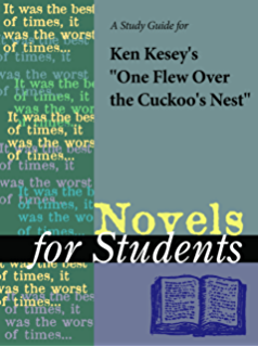 com one flew over the cuckoo s nest sparknotes literature  a study guide for ken kesey s one flew over the cuckoo s nest novels for students