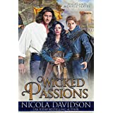 Wicked Passions (Highland Menage Book 1)