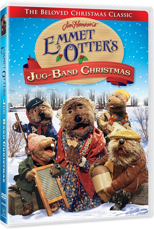 Amazon.com: Emmett Otter's Jugband Christmas: Various, Jim Henson ...