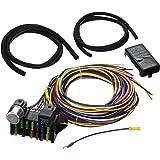 Amazon.com: EZ Wiring -21 Standard Color Wiring Harness ...
