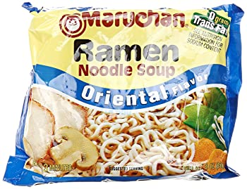 Maruchan Ramen Noodle Soup – Oriental Flavor