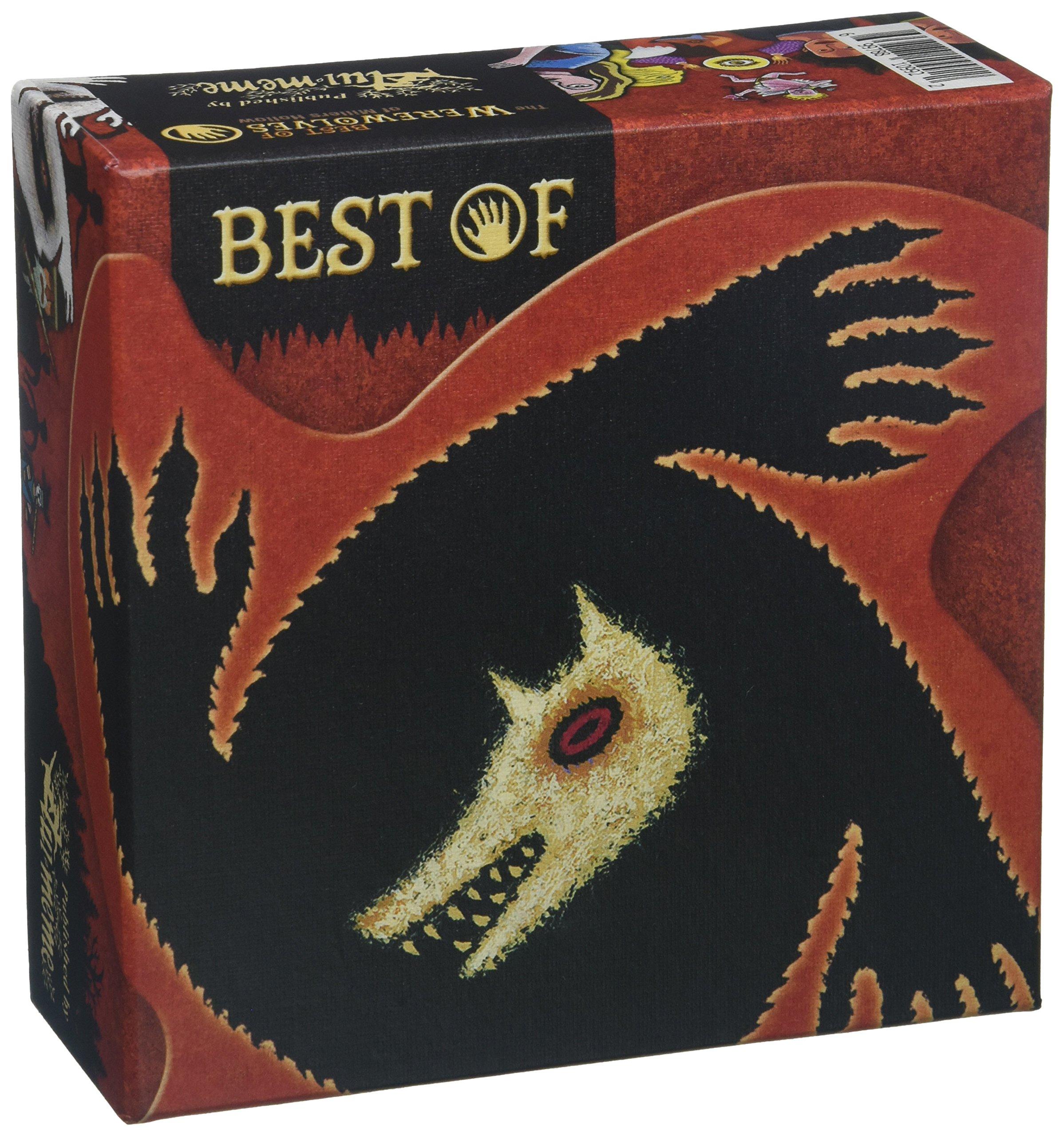 Best of Werewolves of Miller's Hollow