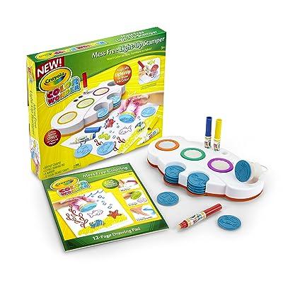 Crayola Color Wonder Light Up Stamper by: Juguetes y juegos