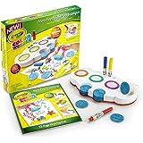Crayola Color Wonder Mess Free Light-Up Stamper, Gift for Kids, Ages 3, 4, 5, 6