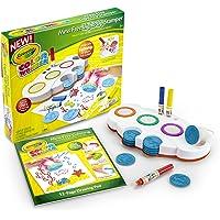 Crayola Color Wonder - Light-up Stamper - Kids' Stamp Sets (Multicolor, Niño/niña, AA, Caja)