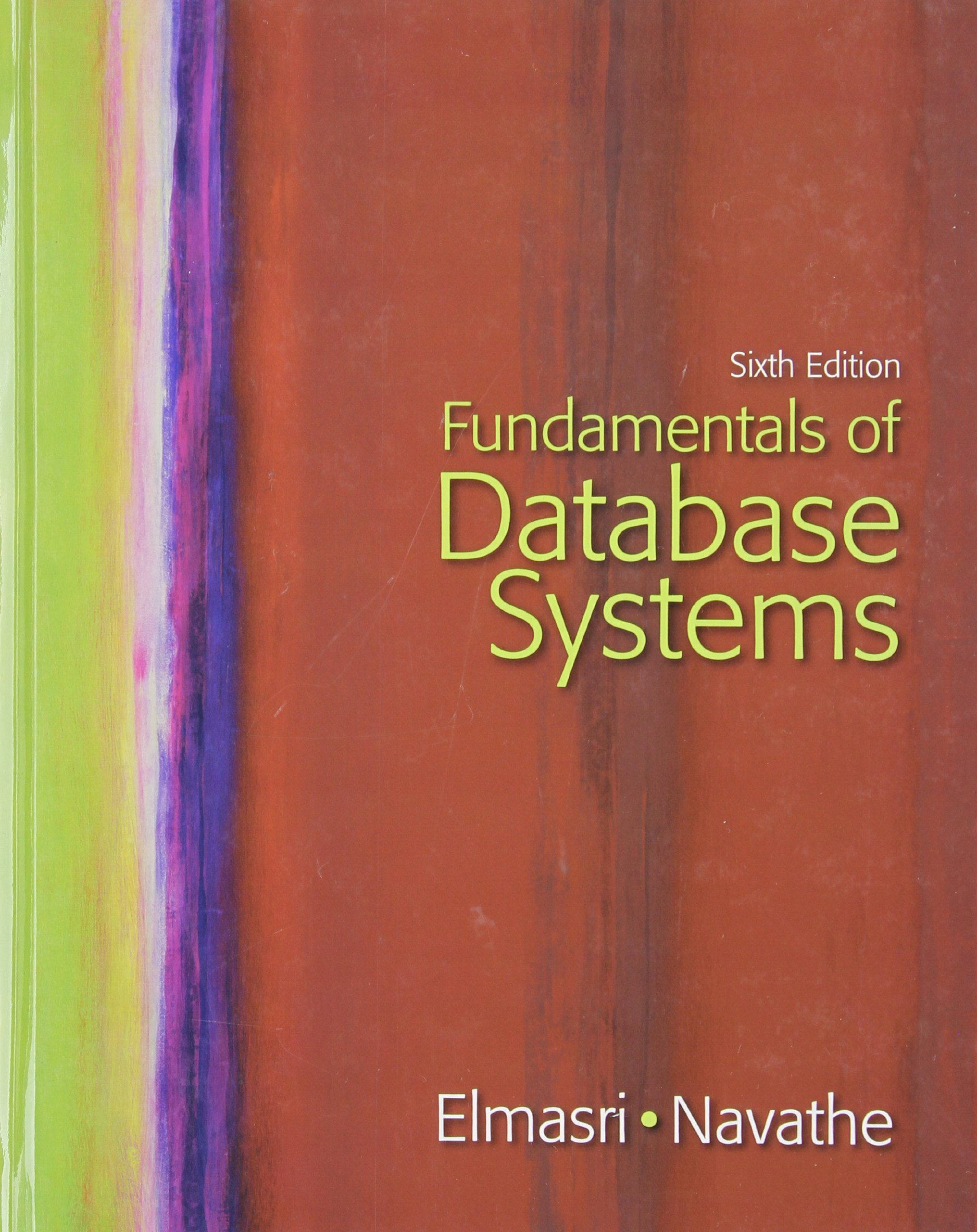 Fundamentals of Database Systems (6th Edition): Amazon ca