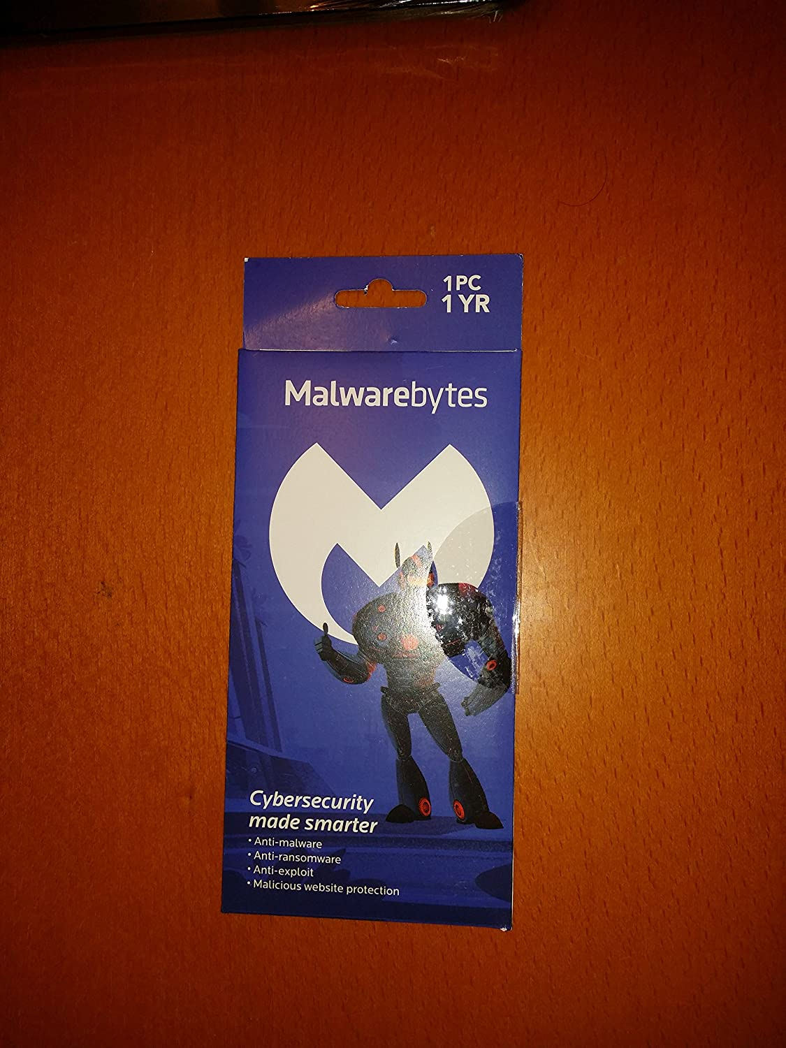 Malwarebytes 854248005132 Anti-Malware Premium 3.0 - 1 PC / 1 Year