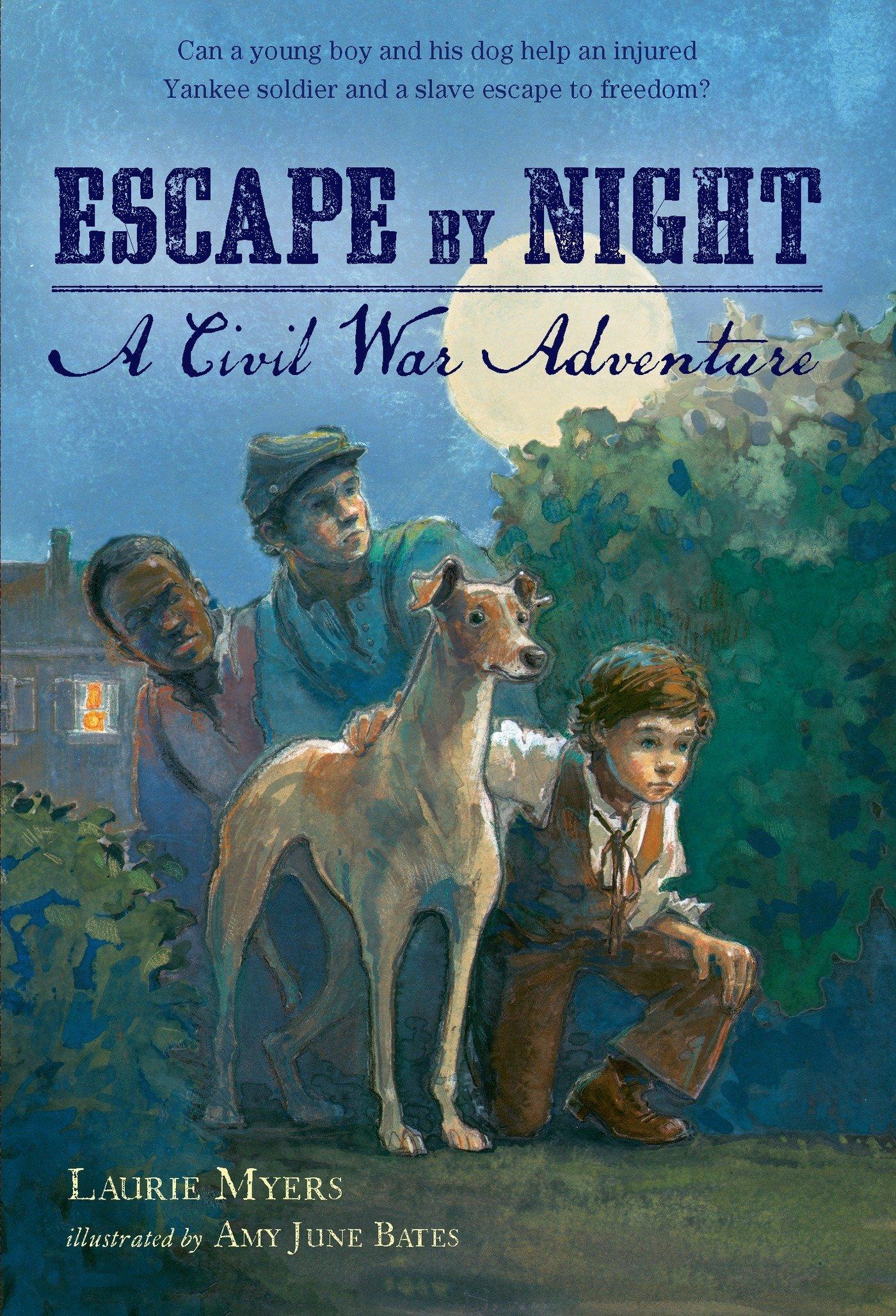 Escape by Night: A Civil War Adventure ebook