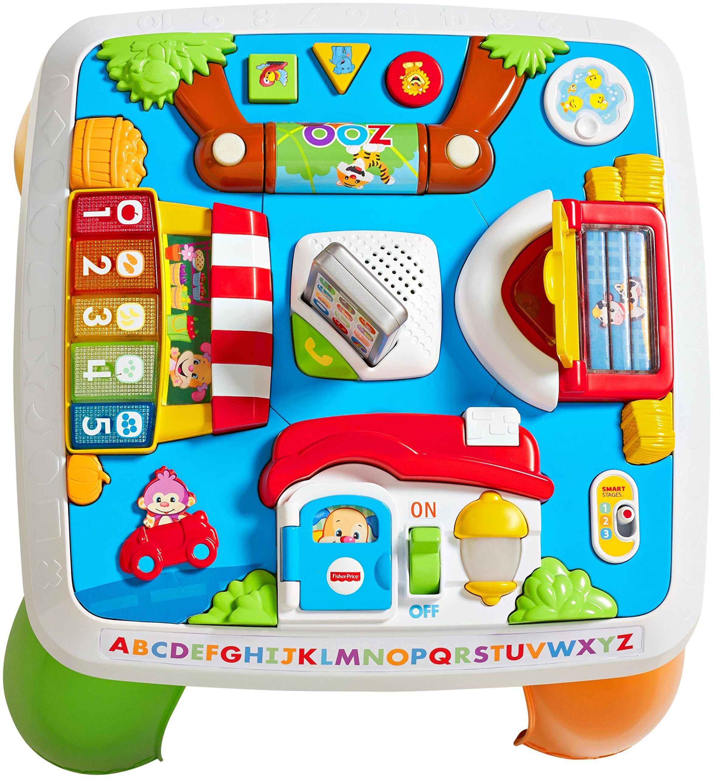 Fisher-Price Laugh & Learn Around The Town Learning Table by Fisher-Price (Image #6)