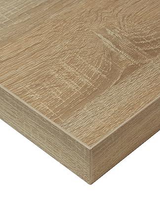 Kitchenclick Arbeitsplatte Holz Bardolino Eiche Natur One Size