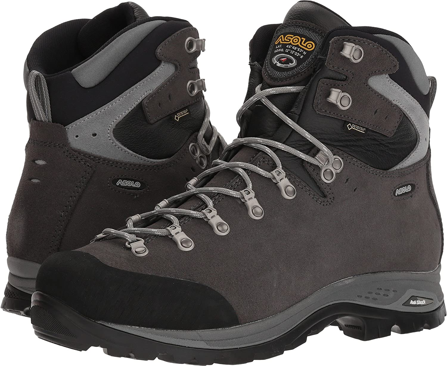 Asolo Men s Greenwood GV Hiking Boot