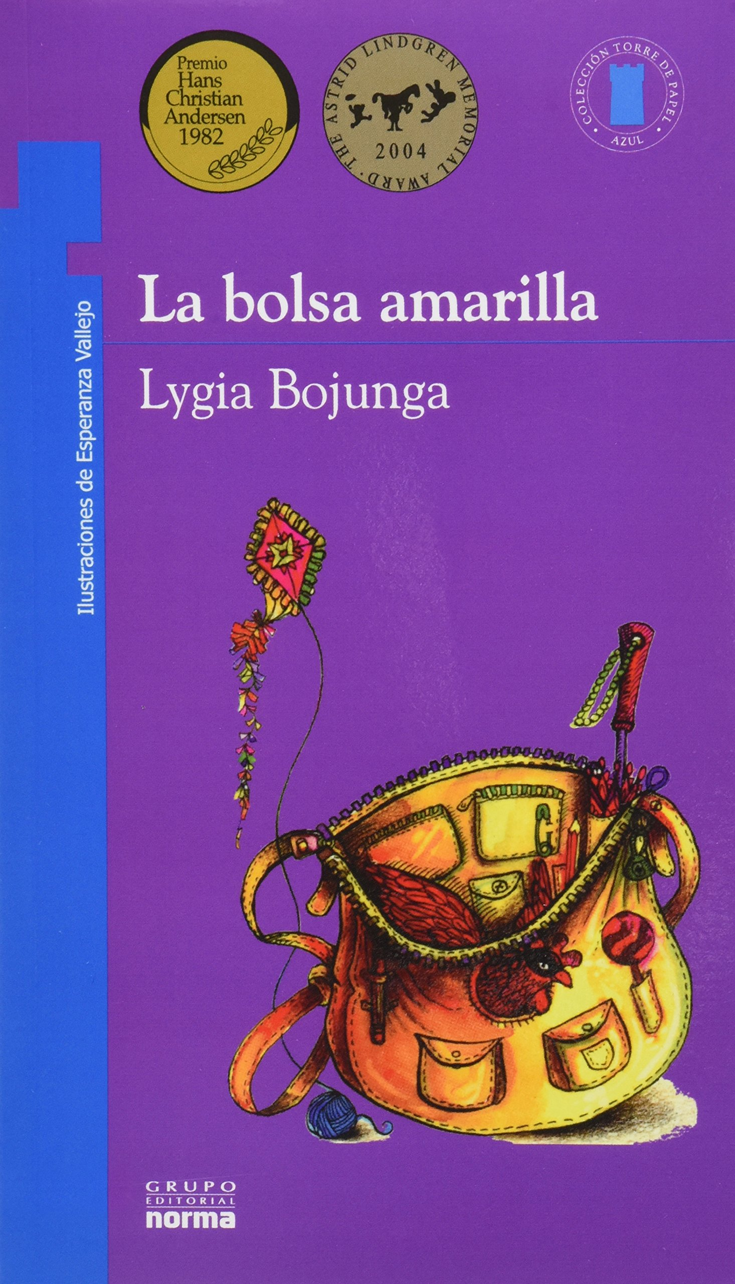 La Bolsa Amarilla (Spanish) Paperback – January 1, 1997