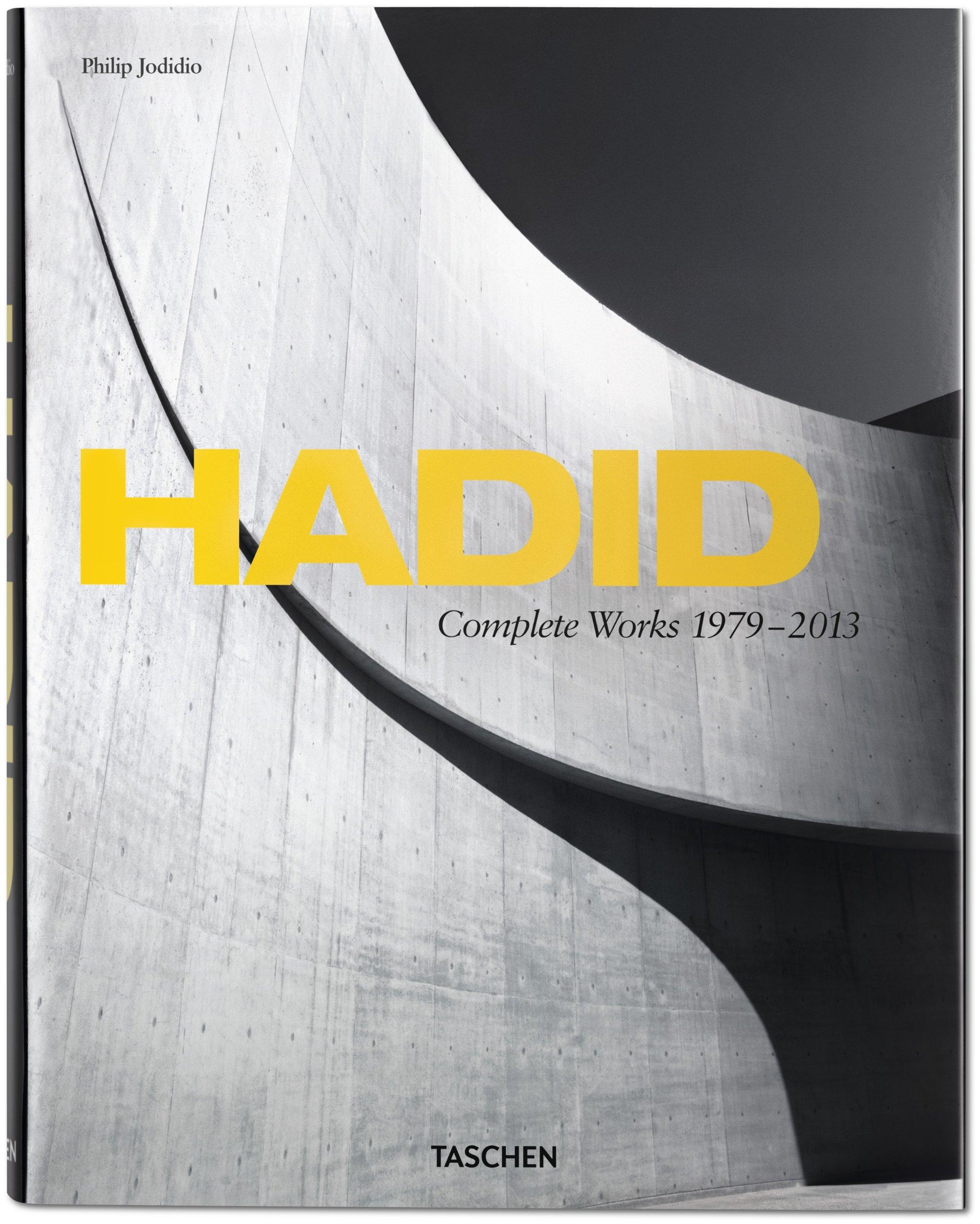 Hadid. Complete Works 1979–2013 (Jumbo) Tapa dura – 9 oct 2013 Vv.Aa. Taschen 3836543214 Architecture