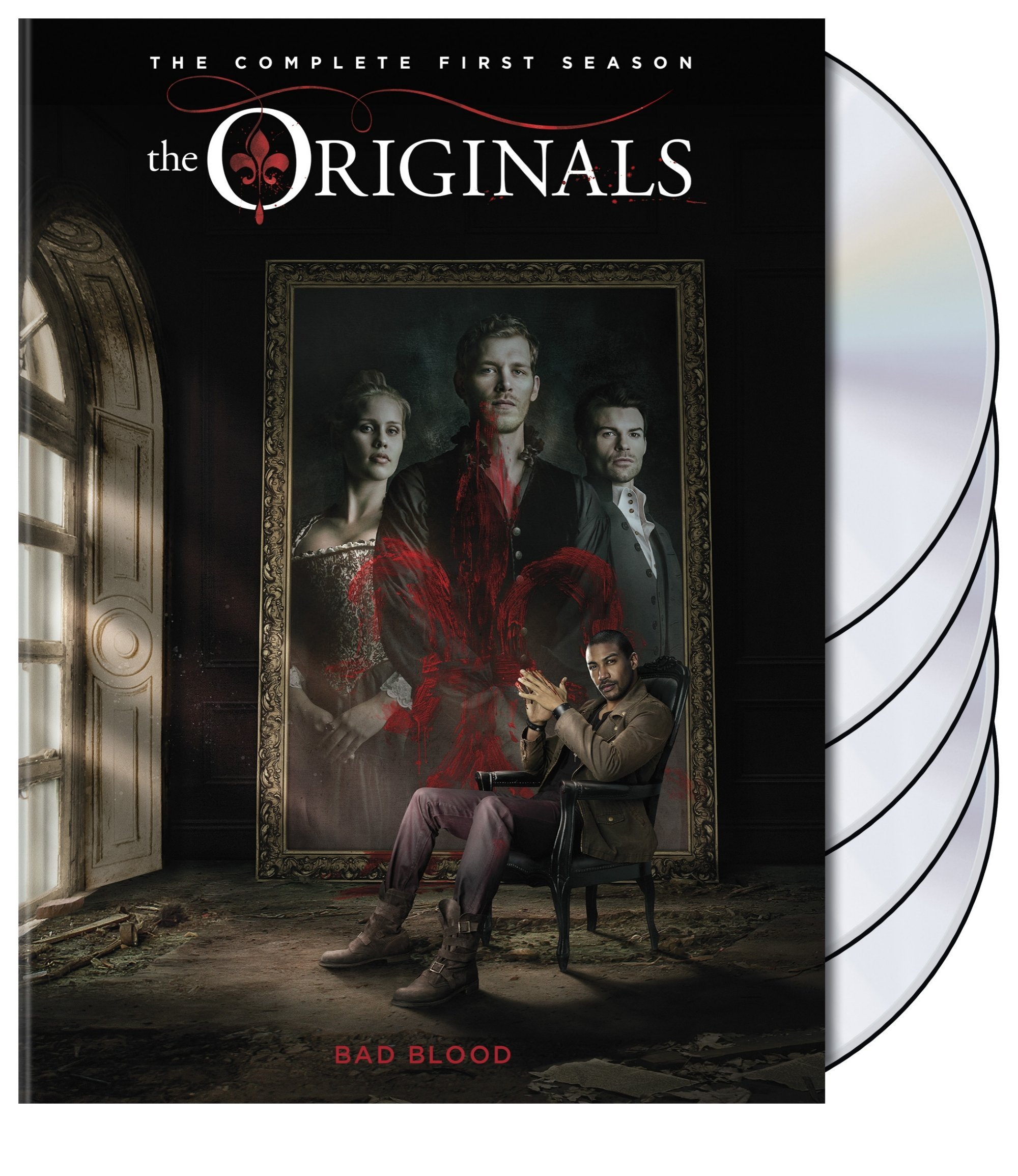 DVD : The Originals: The Complete First Season (Boxed Set, Slipsleeve Packaging, 5 Disc)