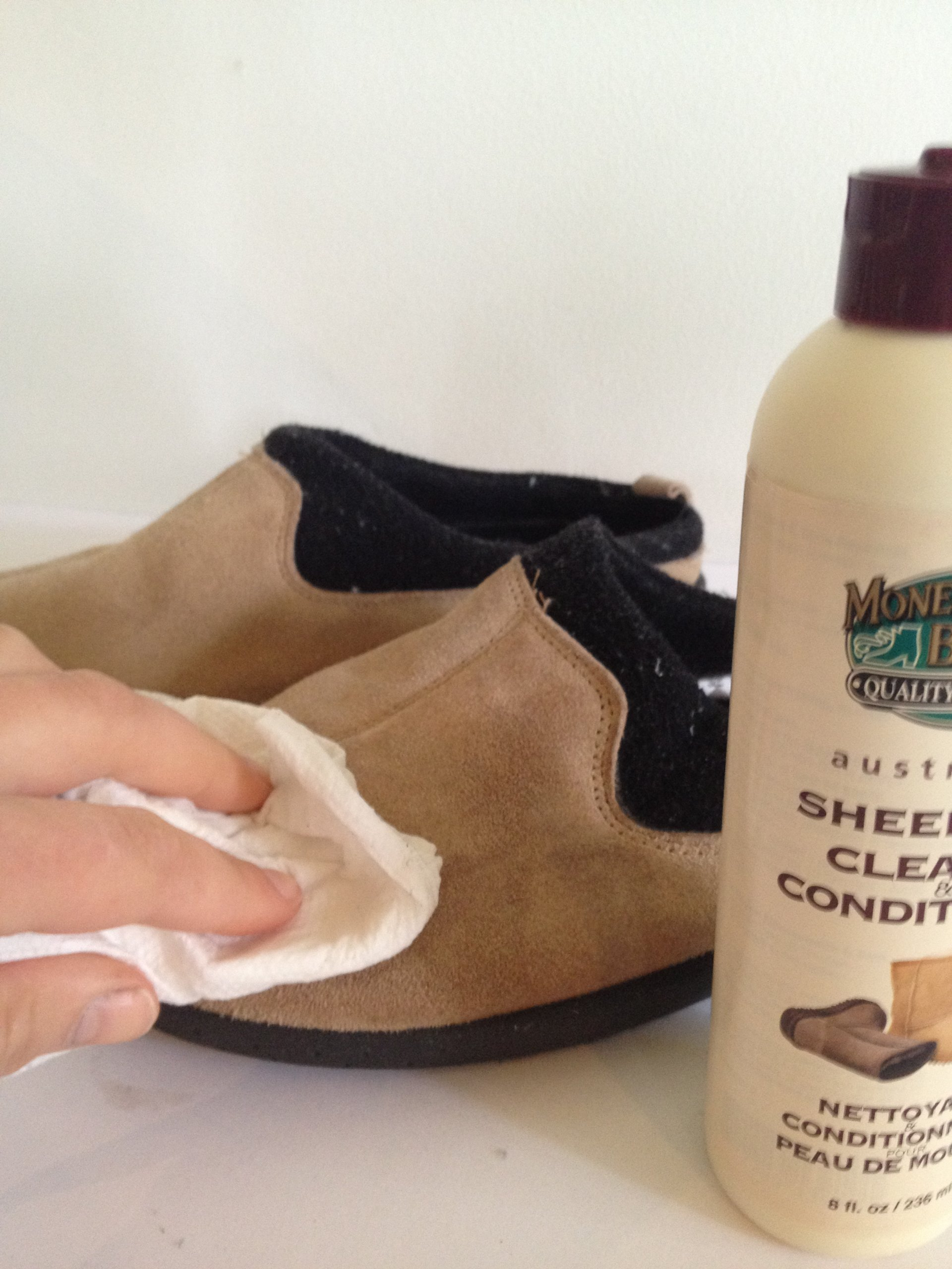 Moneysworth & Best Sheepskin Cleaner & Conditioner by Moneysworth and Best Shoe Care INC.