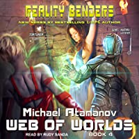 Web of Worlds: Reality Benders Series, Book 4