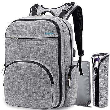 6870b14fc37d Amazon.com  NiceEbag Baby Diaper Bag