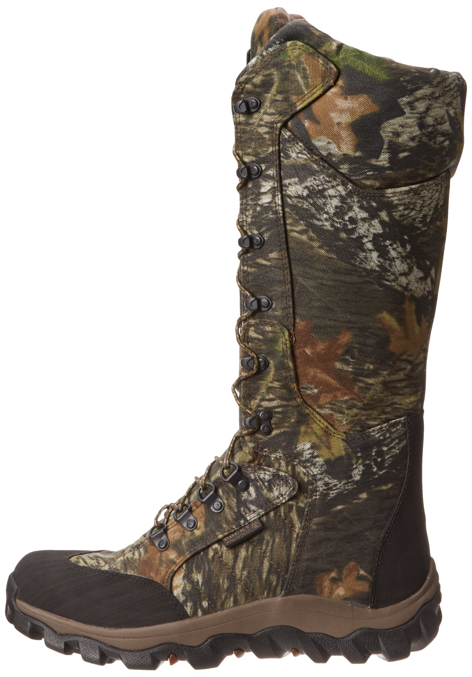 Rocky Men's Lynx Snake Boot Hunting Boot,Mobu,10 M US by Rocky (Image #5)