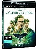 Au coeur de l'océan 4K Ultra HD + Blu-ray [4K Ultra HD + Blu-ray + Copie Digitale UltraViolet]
