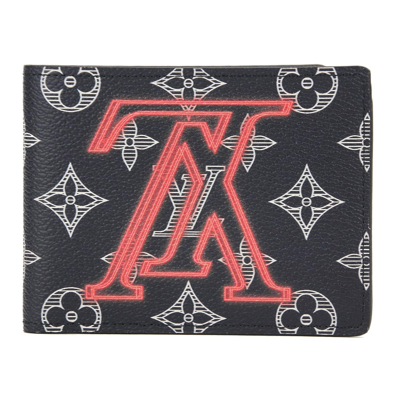 ルイヴィトン(Louis Vuitton) 2つ折り財布 M62891 モノグラム ダークネイビー [並行輸入品] B07FY3V4ZL