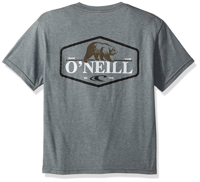 ONEILL Big Boys Cali Bear Short Sleeve Tee