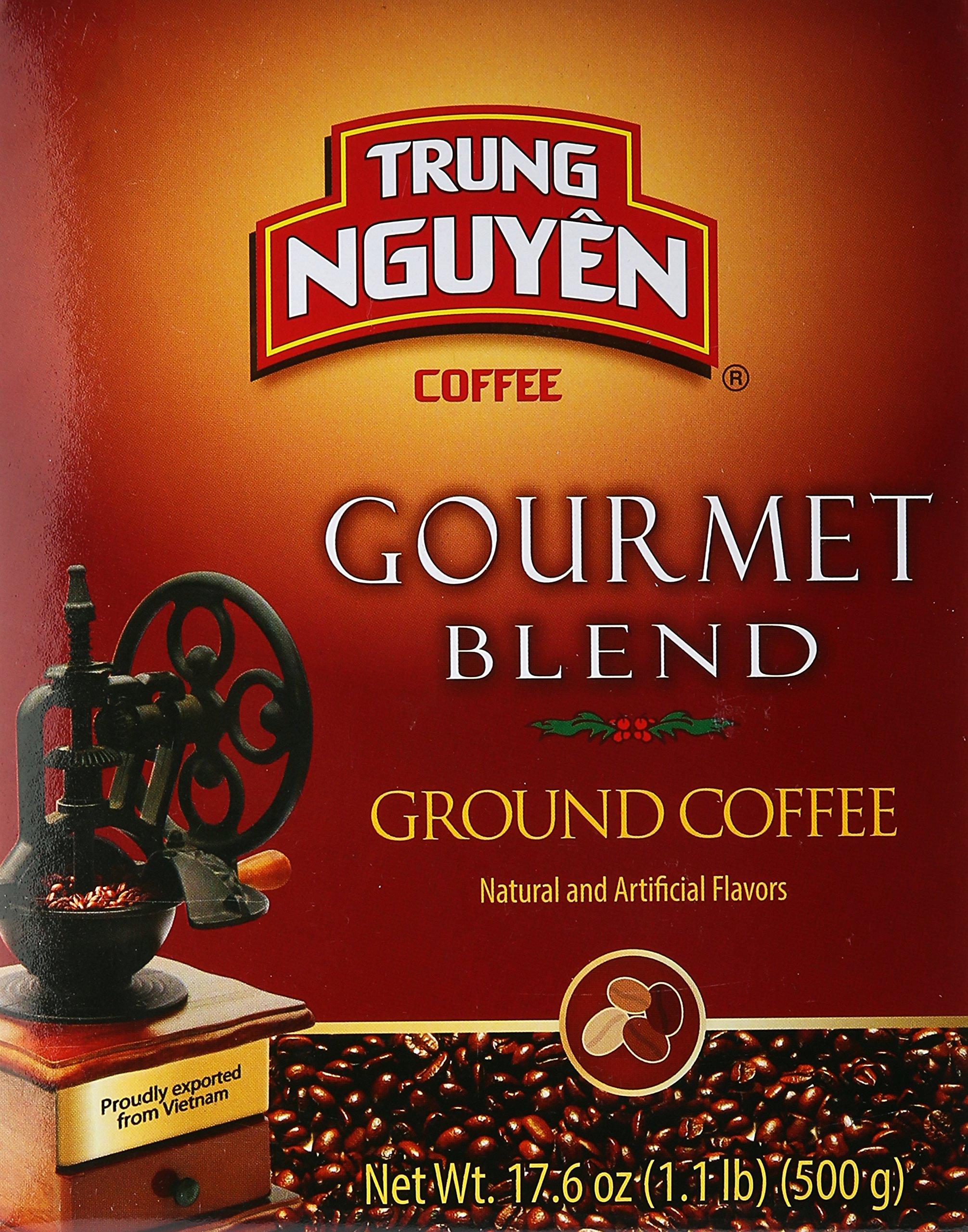 Trung Nguyen Gourmet Blend- 17.6 oz(500g)