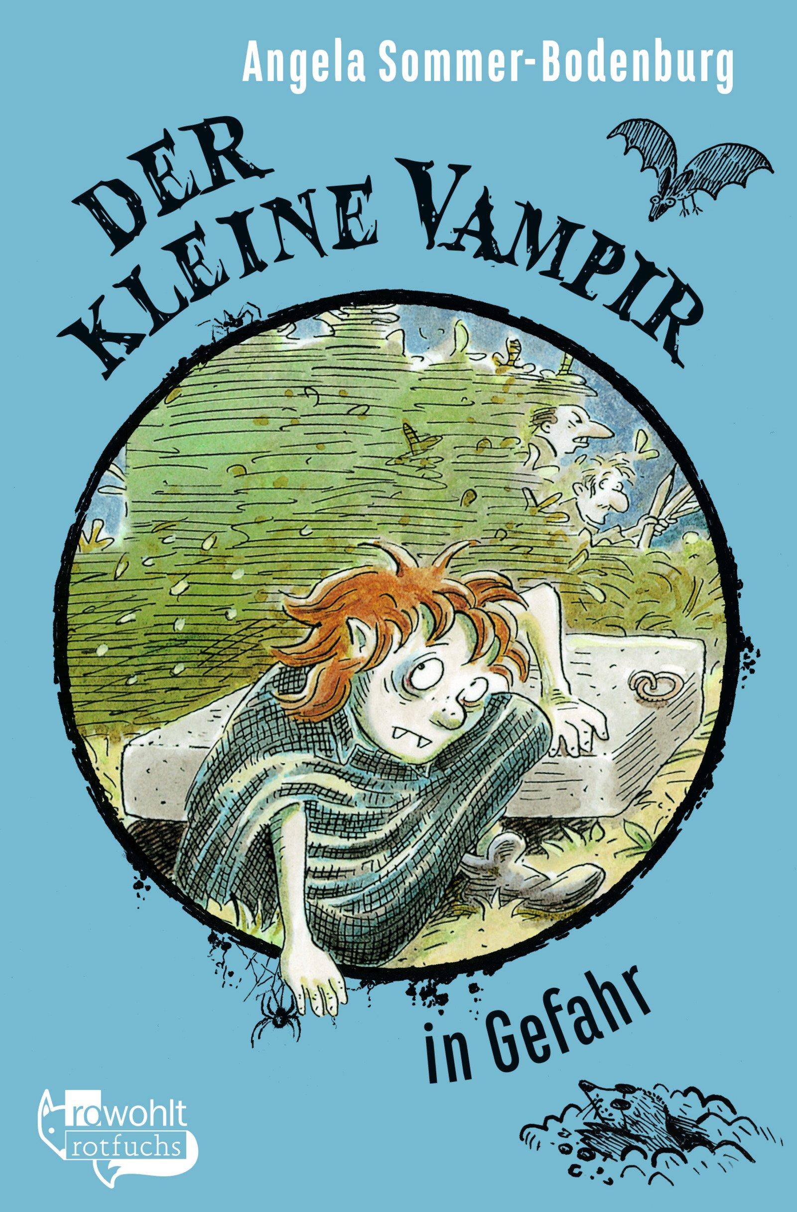 Der kleine Vampir in Gefahr