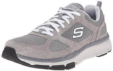 Skechers Sport Men's Optimizer Fashion Sneaker,Gray,7 ...