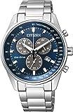 [シチズン]CITIZEN 腕時計 Citizen Collection シチズンコレクション エコ・ドライブ クロノグラフ AT2390-58L メンズ