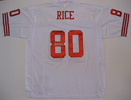 Image Unavailable. Image not available for. Color  Jerry Rice 26a60004c