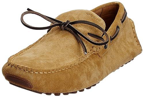 Geox U Soul M - Mocasines de cuero hombre: Amazon.es: Zapatos y complementos