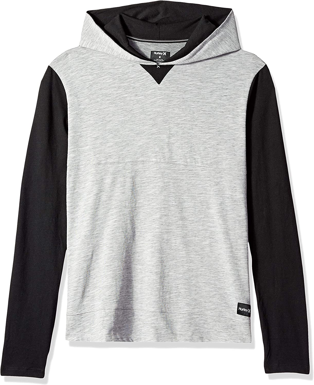 Boys Dri-Fit Grant Long Sleeve Hd T-Shirt Hurley