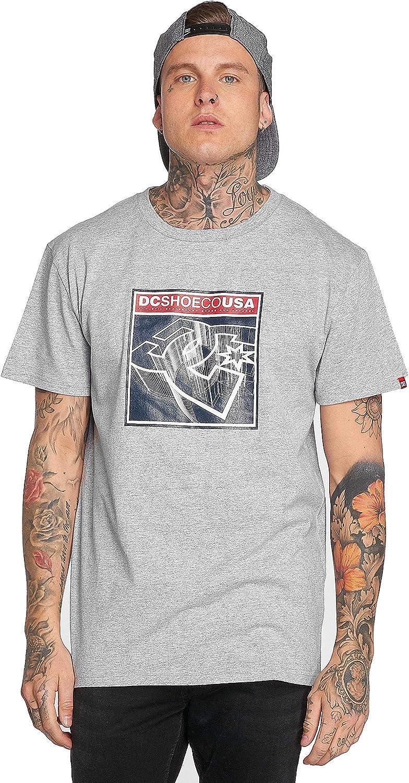 DC Shoes Terrain - Camiseta para Hombre EDYZT03852: Amazon.es: Ropa y accesorios