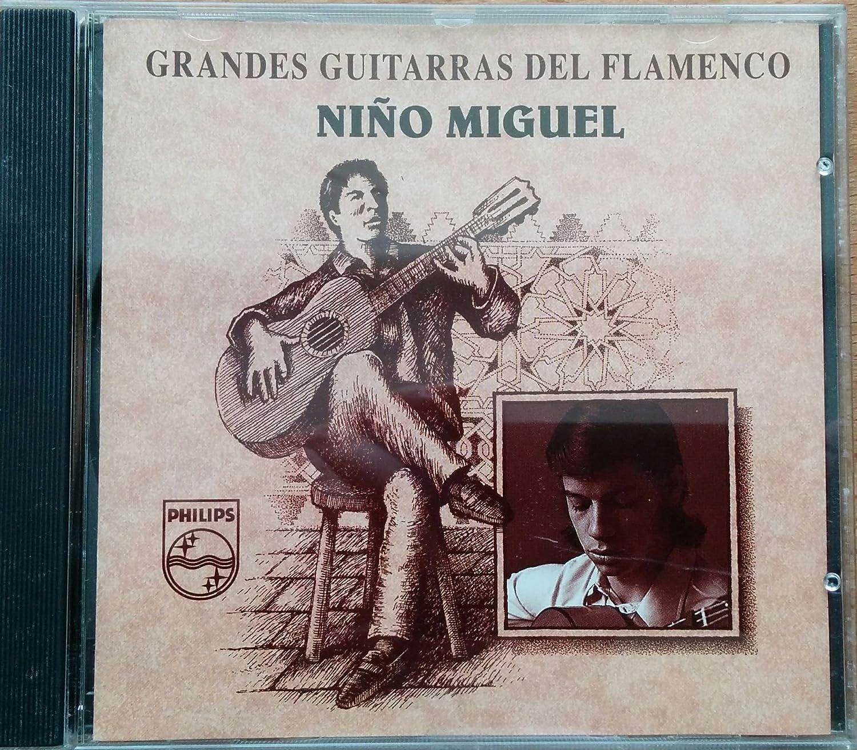 Grandes Guitarras Del Flamenco: Nino Miguel, Nino Miguel: Amazon ...