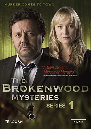 Amazon the brokenwood mysteries series 1 neill rea fern the brokenwood mysteries series 1 publicscrutiny Gallery