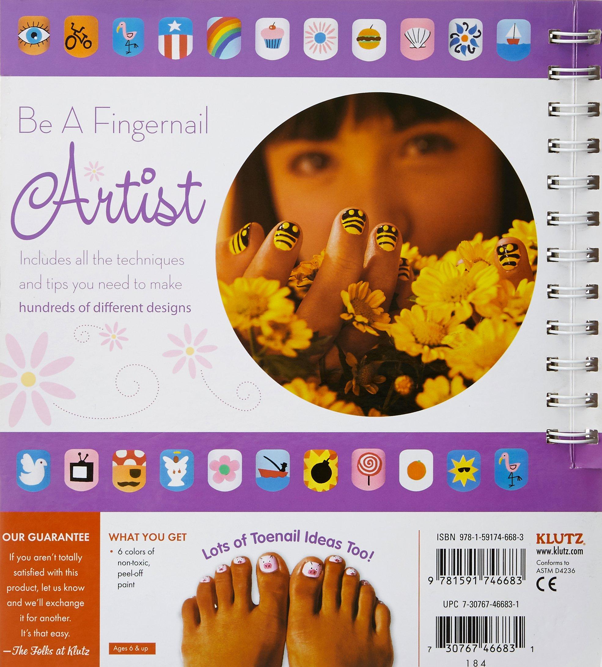Nail Art (Klutz): Sherri Haab: 9781591746683: Amazon.com: Books
