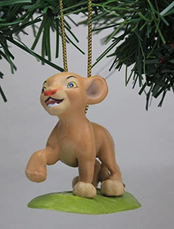 Disneys The Lion King Nala Holiday Ornament  Limited